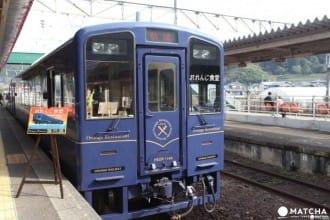 Menikmati Hidangan Lokal Kagoshima dan Kumamoto di Kereta Wisata Orange Restaurant
