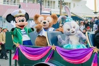 Let's Meet Duffy's New Friend Stella Lou At Tokyo DisneySea!