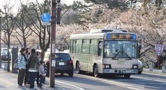 <div class='captionBox title'>【青森】走訪蘋果的故鄉,100日圓循環巴士遊「弘前」</div>