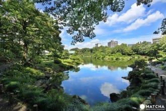 【東京都】東京九大庭園之清澄庭園,人文下町散步好去處