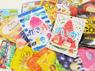 <div class='captionBox title'>Gummy Candy! A Guide To Japan's Addictive And Popular Sweet Treats</div>