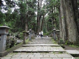 <div class='captionBox title'>【和歌山】日本的佛教聖地,「高野山」的空靈與莊嚴</div>