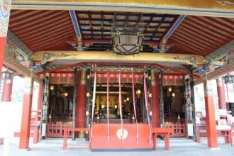The Internationally Famous Yūtoku Inari Shrine In Saga Prefecture