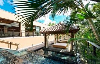 <div class='captionBox title'>想要奢華沖繩之旅?就到世界頂尖級別的「The Ritz-Carlton Spa by ESPA」</div>
