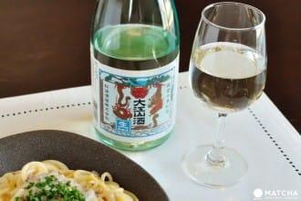 <div class='captionBox title'>150年不變的傳統味道,石川縣「松波酒造」日本酒</div>