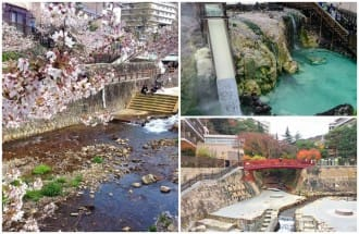 <div class='captionBox title'>日本三大溫泉之鄉,一段舒心療癒的旅程</div>