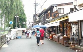 <div class='captionBox title'>【岐阜】高山老街的早晨漫步,享受傳統朝市與老街的清幽</div>