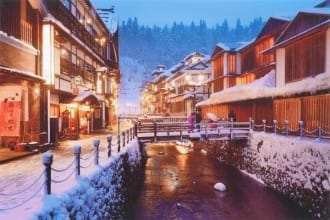 The Best 10 Onsen In Japan To Visit In The Winter