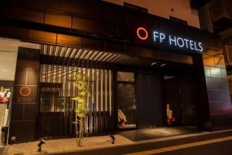 """『大阪』24小時不無聊!平價又能微奢的FP HOTELS難波南"""")"""