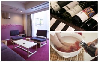 Tasting Japanese Wine - Two Days At Hoshino Resorts RISONARE Yatsugatake