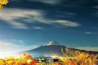 日本でここだけ!絶景の富士山と森林浴を楽しめる宿「星のや富士」