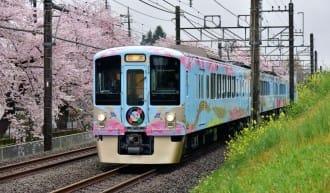 <div class='captionBox title'>『埼玉秩父』從東京出發!搭上隈研吾打造的觀光列車「52席的至福」</div>