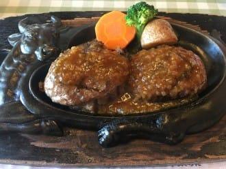 <div class='captionBox title'>大口吃肉就是『爽』!靜岡人氣漢堡排家庭餐廳</div>