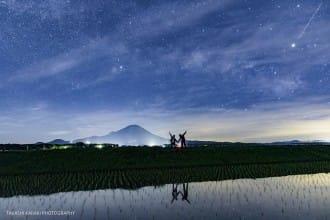 <div class='captionBox title'>日本最美麗的星空!鳥取縣的「觀測星空之旅」與住宿設施推薦</div>