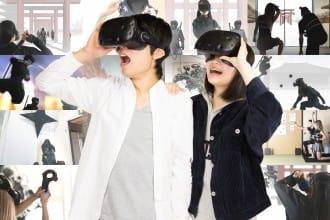 <div class='captionBox title'>Amazing! Experience Being A Ninja At NINJA VR KYOTO!</div>