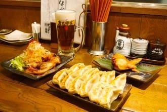 <div class='captionBox title'>Head To Dandadan Sakaba For Juicy Fried Gyoza!</div>