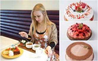 <div class='captionBox title'>Sweets Paradise - Go To Cake Heaven And Eat As Much As You Want!</div>