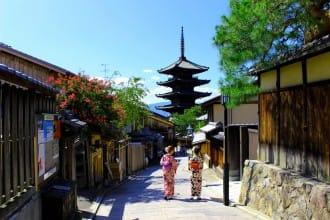 คู่มือนำเที่ยวเกียวโต (Kyoto) สำหรับมือใหม่ รู้ทิศเหนือใต้ออกตกแบบรวบรัด!