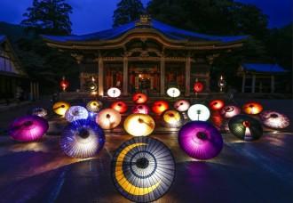 <div class='captionBox title'>【大阪・廣島近郊】鳥取「大山開山1300年祭」體驗傳統文化!</div>