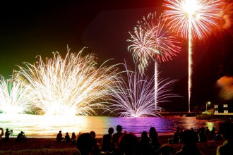 <div class='captionBox title'>Hanabi, Japanese Fireworks - Background, Information And Tips</div>