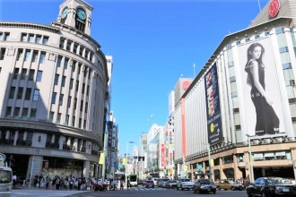<div class='captionBox title'>Ginza, Tokyo - 21 Places You'll Want To Stop By</div>