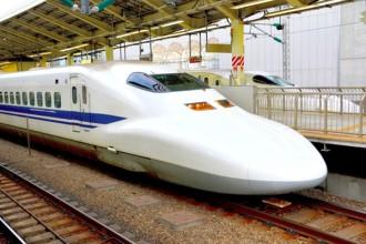 東京和大阪的新幹線子彈頭列車車票代訂