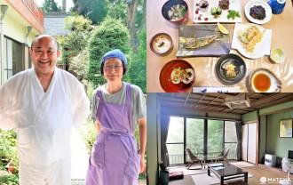 <div class='captionBox title'>東京的宿坊「駒鳥山荘」的住宿體驗 。透過御岳山的大自然與瀑布修行重獲元氣!</div>