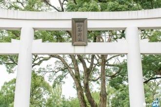 <div class='captionBox title'>【加藤神社】前往熊本城,一訪祭祀戰國名將之神社</div>