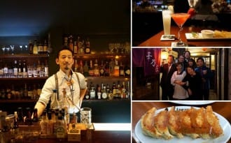 Welcome To Utsunomiya, The City Of Jazz Bars, Cocktails, And Gyoza!