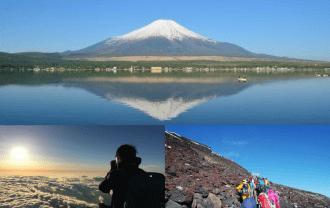 <div class='captionBox title'>Mount Fuji - How To Climb Japan's Famous Mountain Safely</div>