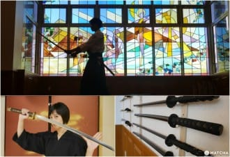 <div class='captionBox title'>LAST SAMURAI in Osaka - Get An Authentic Samurai Experience!</div>