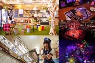 <div class='captionBox title'>雖然媽媽說不可以邊吃邊玩..還是想介紹東京10家有趣主題餐廳</div>