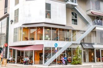 <div class='captionBox title'>Nine Hours Asakusa, Tokyo - A Stylish Capsule Hotel With A Norwegian Cafe!</div>