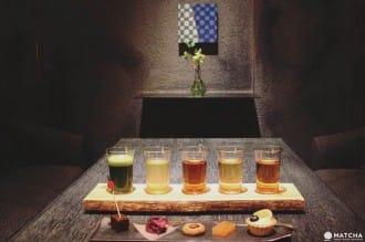 <div class='captionBox title'>『京都祇園』在百年町家享用宇治北川半兵衛的至上茶點</div>