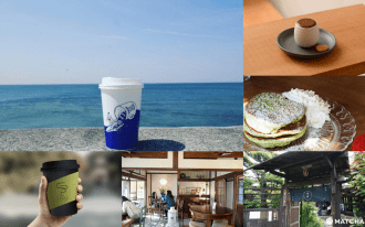 <div class='captionBox title'>『鎌倉』走跳到鐵腿時的咖啡店地圖8選</div>