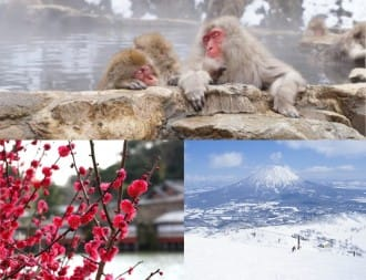 Visiting Japan In Winter 2018-2019: Weather, Clothing, Travel Tips