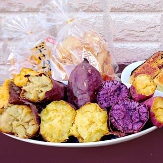 <div class='captionBox title'>Shinagawa Yakiimo Terrace - Enjoy Sweet Potatoes In Every Possible Way</div>