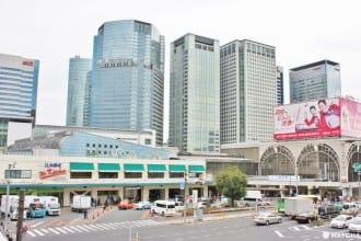 <div class='captionBox title'>How To Make Train And Shinkansen Transfers From JR  Shinagawa Station</div>