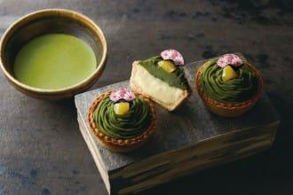 <div class='captionBox title'>GREEN PABLO - Premium Uji Matcha Meets Osaka's Best Cheesecake Treats</div>