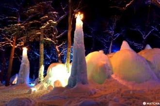 <div class='captionBox title'>【北海道】雪之國度的浪漫小夜旅「知床流冰嘉年華」</div>