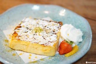 Cafe recette 鎌倉甜點