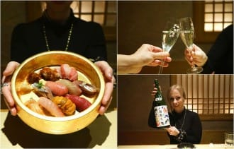 <div class='captionBox title'>Haneda Ichiba Ginza Seven - All-You-Can-Drink Sake And Delicious Edo-Style Sushi</div>