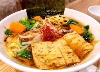 Top 5 Tokyo Vegetarian And Vegan-Friendly Ramen Restaurants