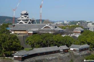 <div class='captionBox title'>【熊本】為熊本城加油!熊本城復原參觀路線,看見不輸給地震的堅強!</div>