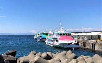 <div class='captionBox title'>Japan, Off The Beaten Path (3) - Izu Oshima: Volcanoes And Cherry Blossoms</div>
