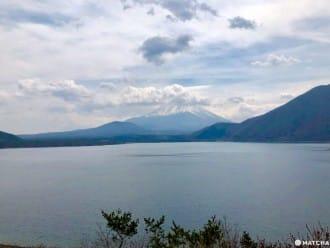 <div class='captionBox title'>【山梨】千圓日幣富士山湖景就在這!身延町&下部溫泉散策</div>