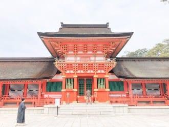 <div class='captionBox title'>【大分】CNN評選「日本最美景點」之一,日本八幡宮總本社「宇佐神宮」</div>