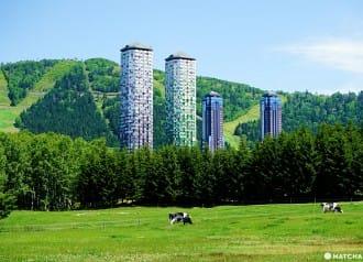 홋카이도의 자연을 만끽. 「호시노 리조트 토마무」의 숙박 시설과 맛있는 음식