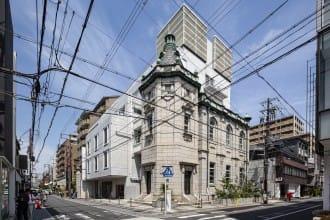 <div class='captionBox title'>【京都】住進新生的有形文化財,共享型飯店「TSUGU京都三条」</div>