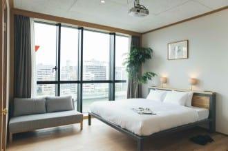 <div class='captionBox title'>【大阪】高樓都市中的一角綠洲,自然綠意簇擁包圍的「Hotel Noum」</div>